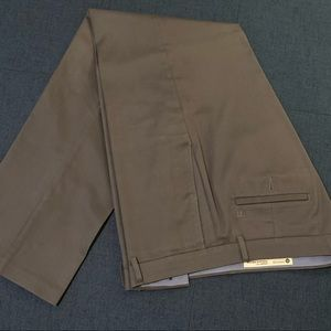Savane Dress Pants-Gray